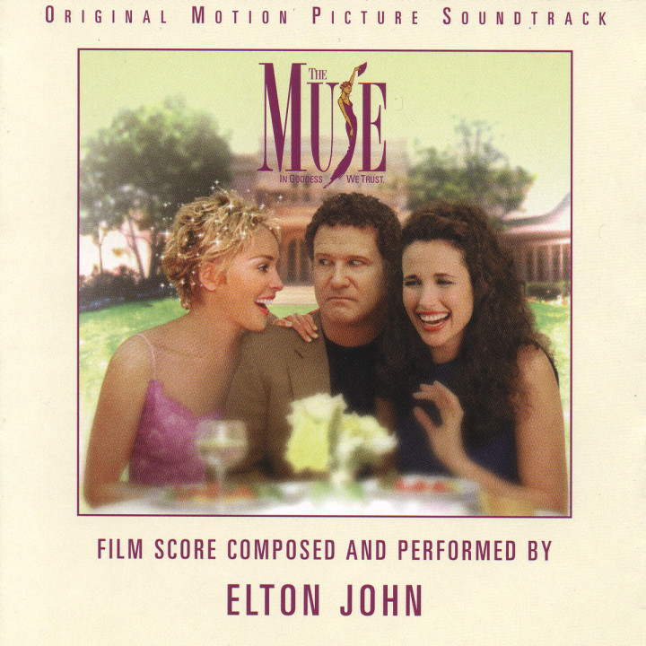 The Muse - original motion picture soundtrack 0731454651721