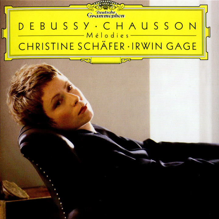 Debussy / Chausson: Mélodies 0028945968223