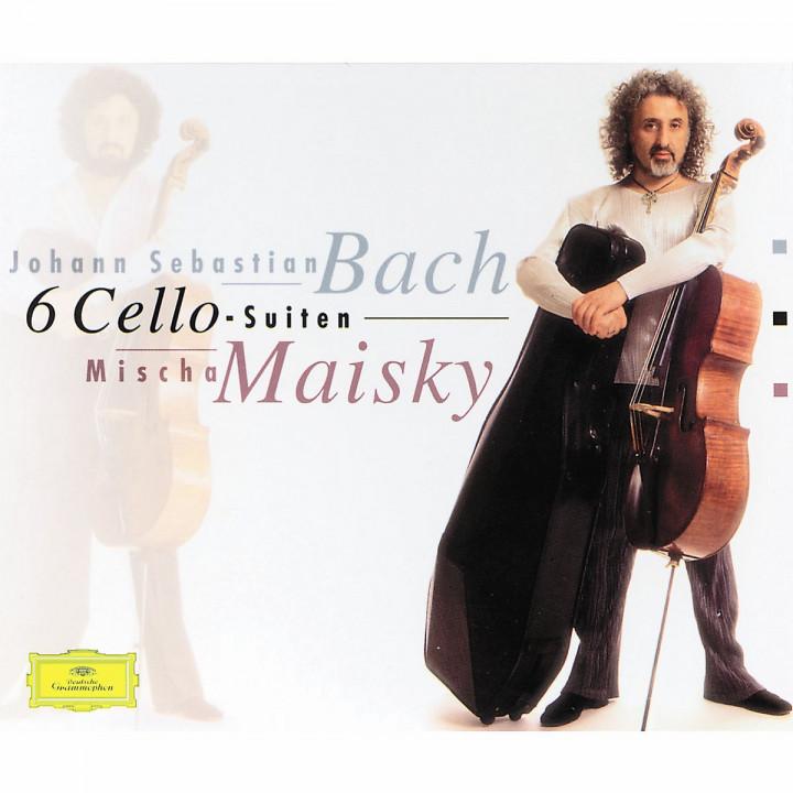 Cello-Suiten BWV 1007-1012 0028946331420