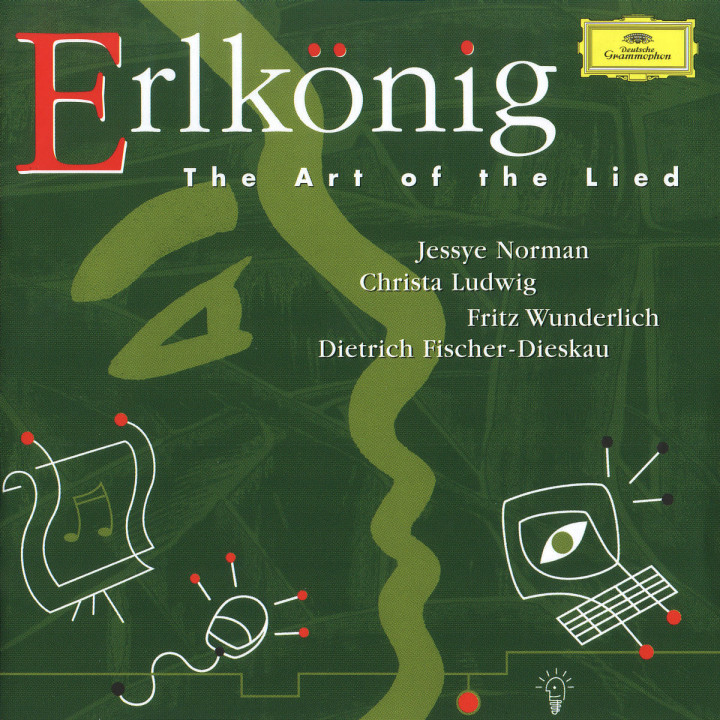 Erlkönig - The Art Of The Lied 0028944518829