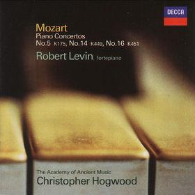 Wolfgang Amadeus Mozart, Klavierkonzerte KV 175 / 382; KV 451&KV 449, 00028945828527
