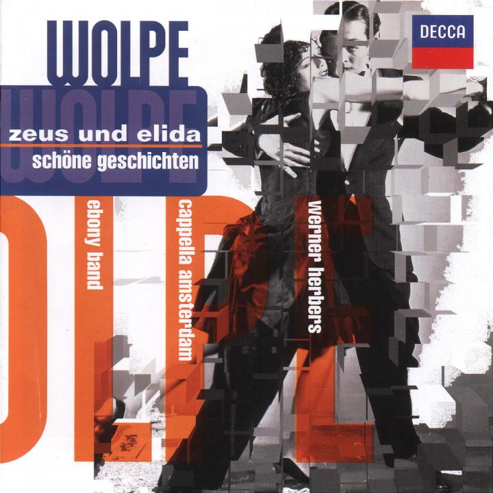Stepan Wolpe: Zeus und Elida etc 0028946000128