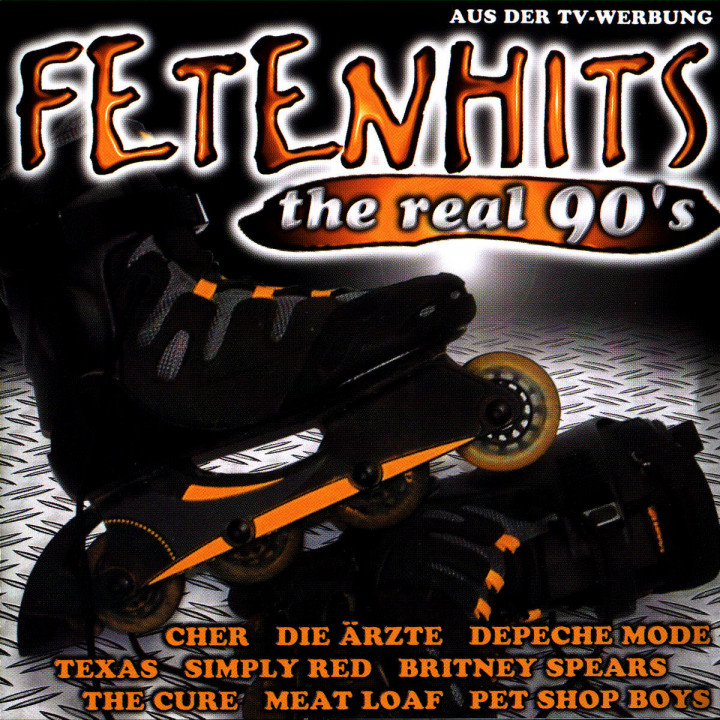 Fetenhits - The Real 90's 0731454107624