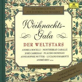 Herbert von Karajan, Weihnachtsgala der Weltstars, 00028945939520