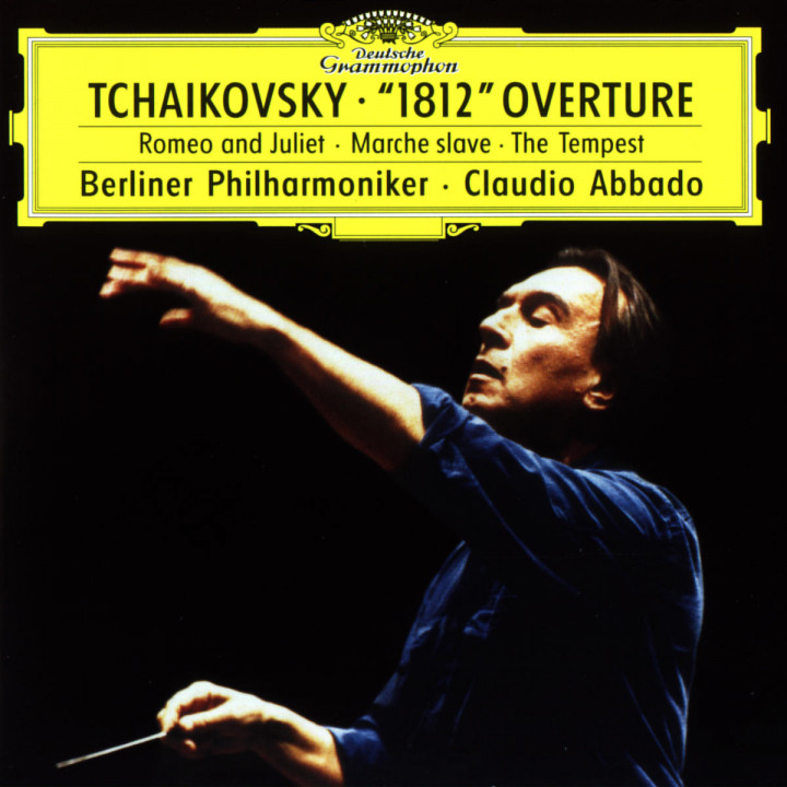 """Tchaikovsky: Ouverture Solenelle Op.49 """"1812"""" 0028945349624"""
