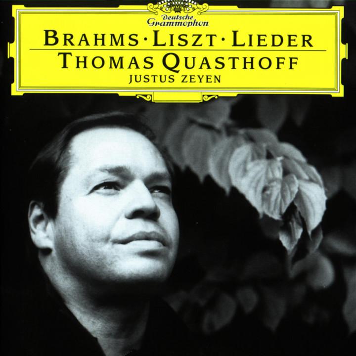 Brahms / Liszt: Lieder 0028946318328