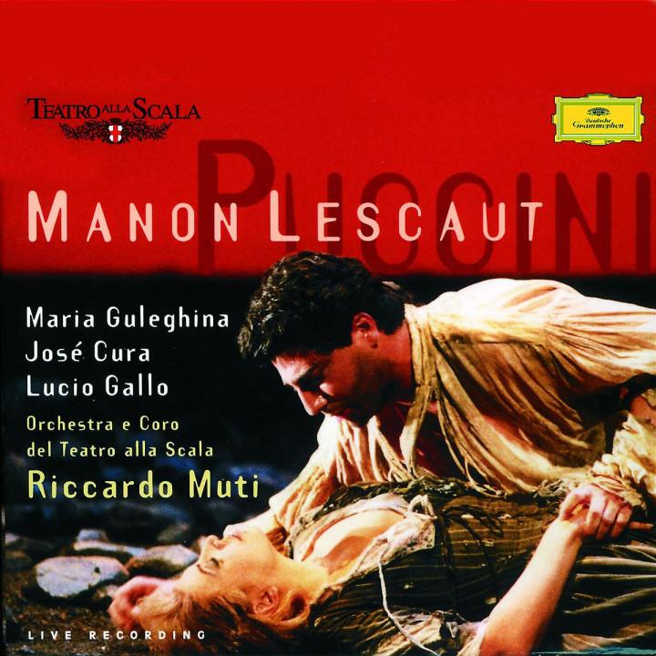 Manon Lescaut 0028946318627