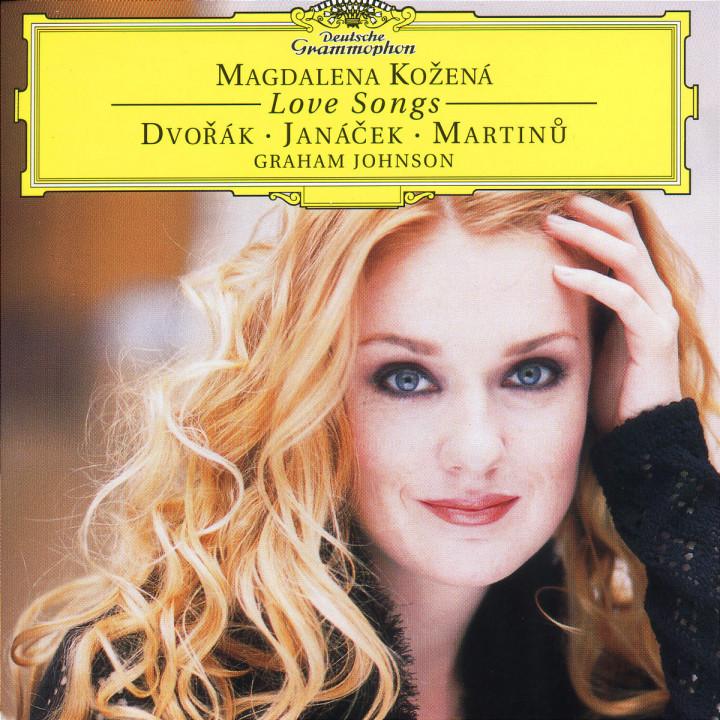 Dvorák / Janácek / Martinu: Love Songs 0028946347223