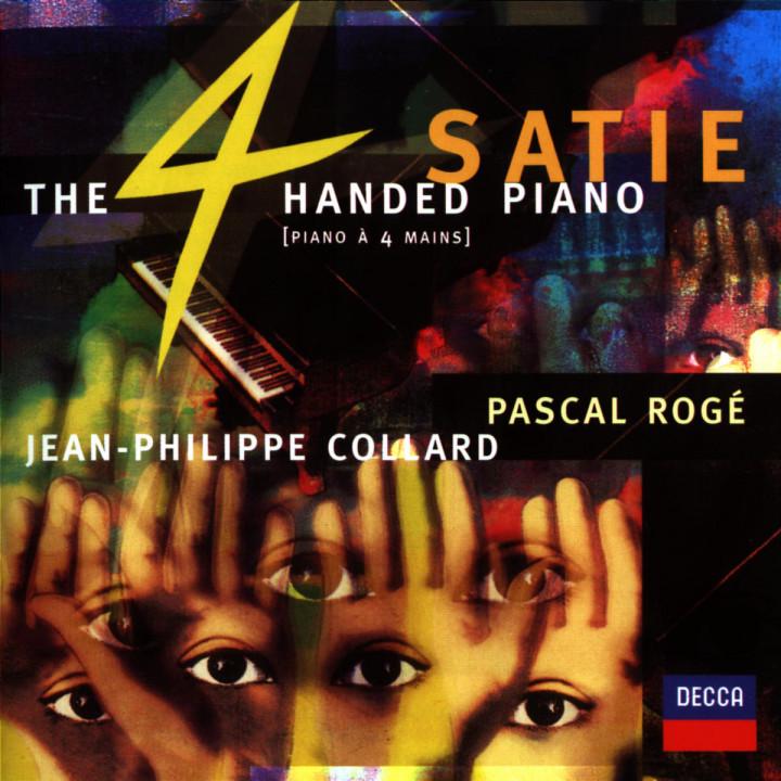 Klavier zu 4 Händen 0028945540122
