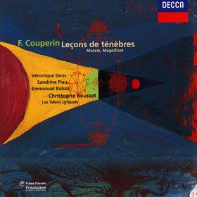 Couperin (Le Grand): Trois Leçons de Ténèbres, 00028946677629