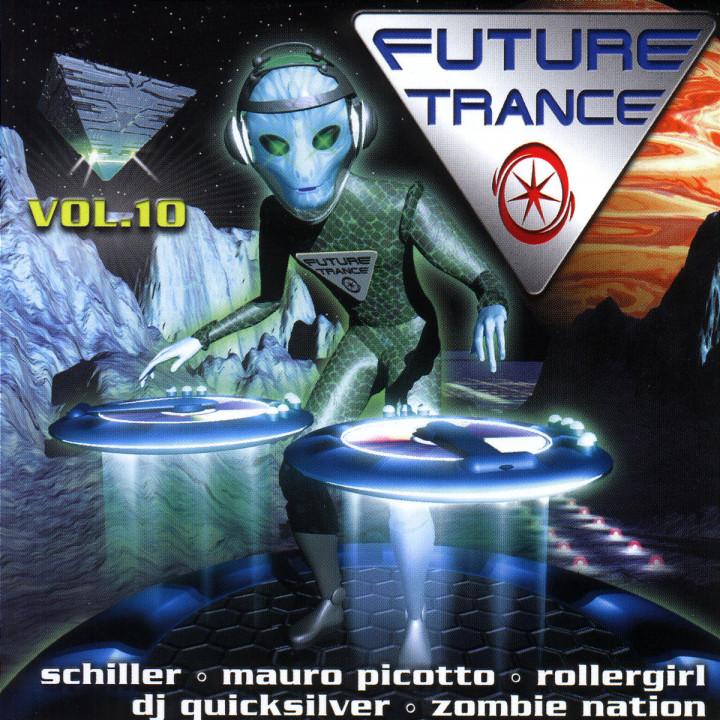 Future Trance (Vol. 10) 0731454112921