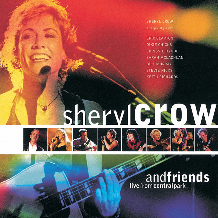 Sheryl Crow And Friends Live From Central Park 94905740