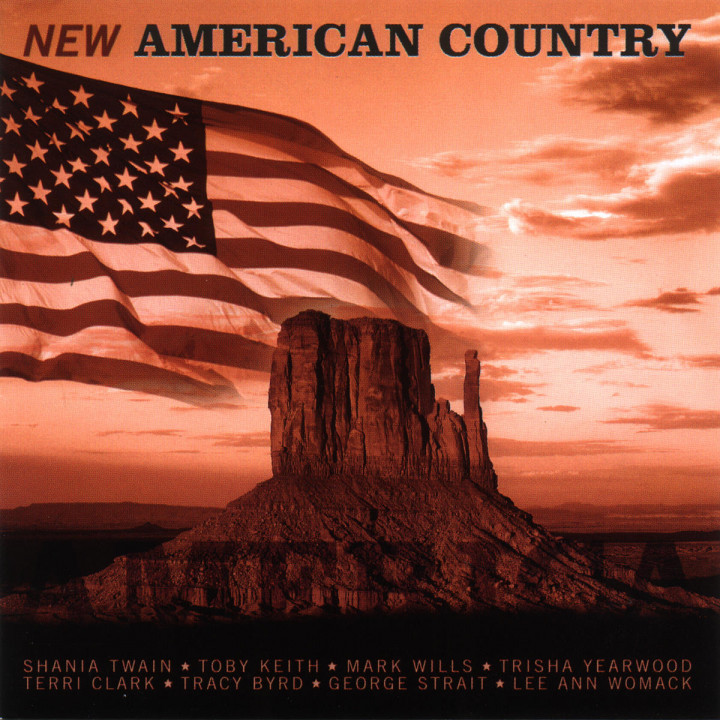 New American Country Vol.2 0731453884320