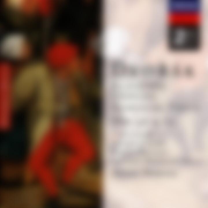 Slawische Tänze op. 46 & 72 0028946029329