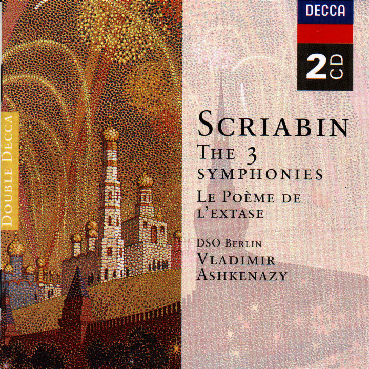 Scriabin: The Symphonies 0028946029927
