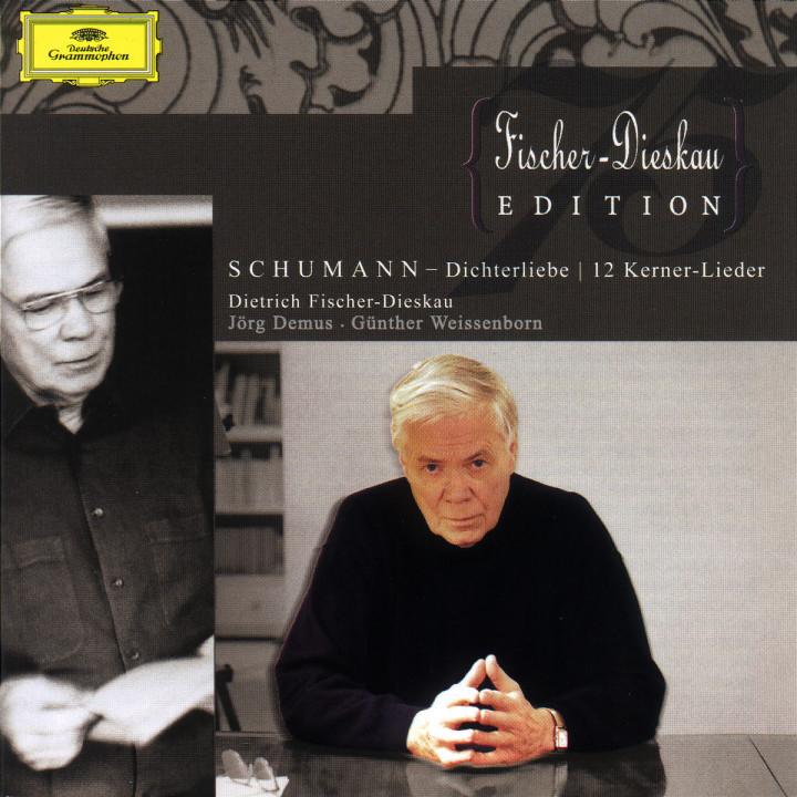 Schumann: Dichterliebe Op.48; 12 Gedichte Op.35; 7 Lieder 0028946350528