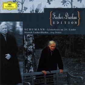 Robert Schumann, Liederkreis op. 24; Lieder, 00028946350621