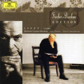 Franz Liszt, Lieder, 00028946350829