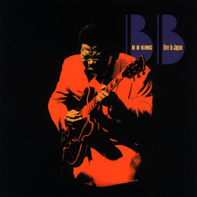 B.B. King, Live In Japan, 00008811181024