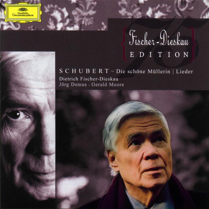 Die schöne Müllerin D 795; Lieder 0028946350229