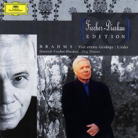 Johannes Brahms, Vier ernste Gesänge, Lieder, 00028946350928