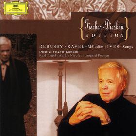 Claude Debussy, Mélodies; Songs, 00028946351420
