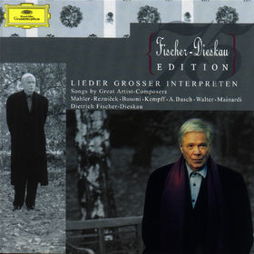 Gustav Mahler, Lieder grosser Interpreten, 00028946351529