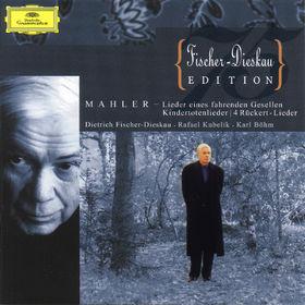Gustav Mahler, Lieder eines fahrenden Gesellen, Kindertotenlieder, 00028946351628