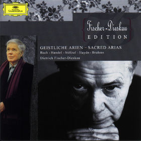 Johann Sebastian Bach, Geistliche Arien, 00028946351826
