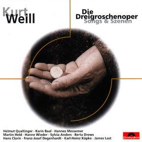Franz-Josef Degenhardt, Die Dreigroschenoper - Songs Und Szenen, 00731454356329