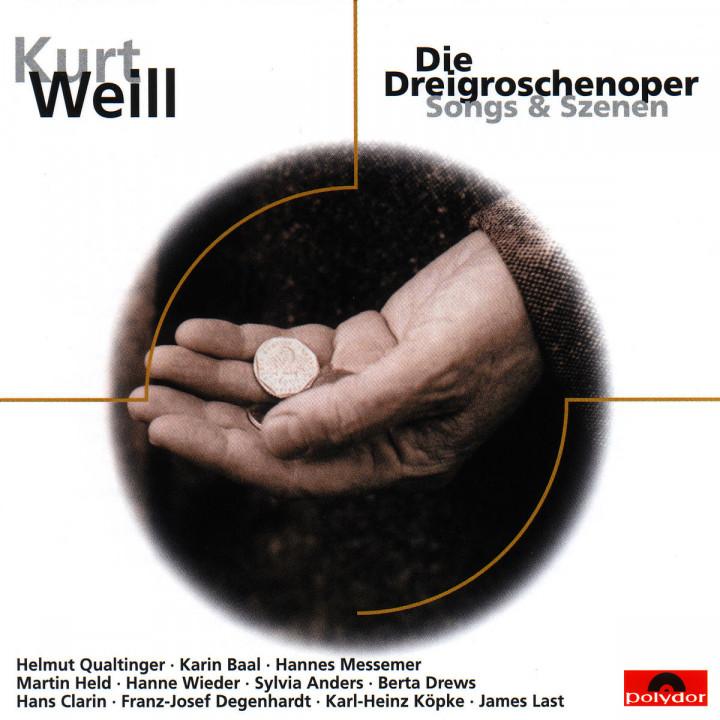 Die Dreigroschenoper - Songs Und Szenen 0731454356321