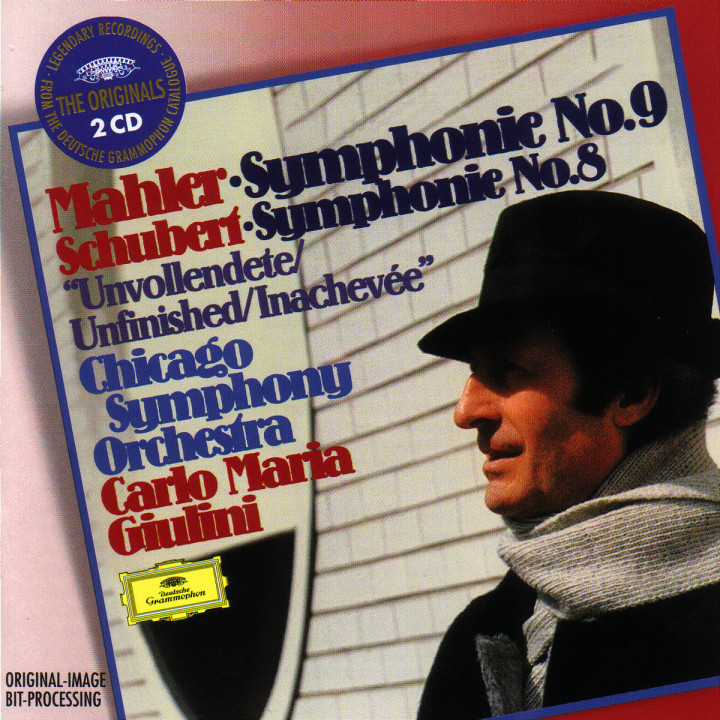 "Mahler: Symphony No.9 / Schubert: Symphony No.8 ""Unfinished"" 0028946360923"