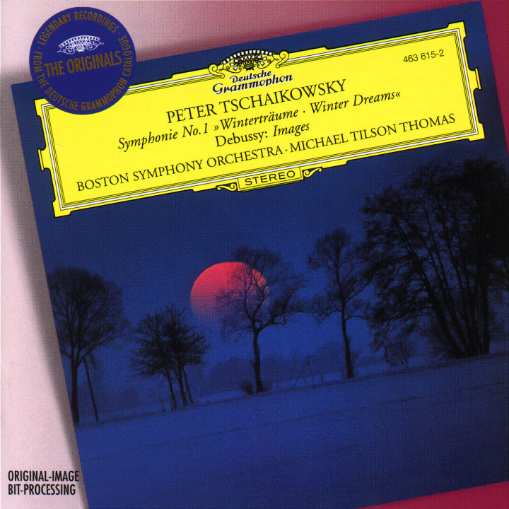 """Sinfonie Nr. 1 """"Winterträume""""; Images 0028946361522"""