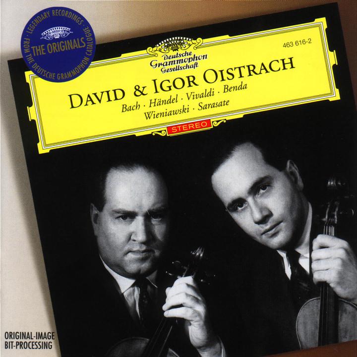 Vivaldi: L'estro armonico Opus 3: Concerto No.8 in A minor R522 0028946361625