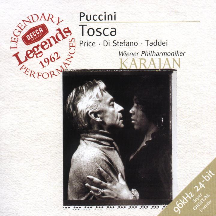 Puccini: Tosca 0028946638420