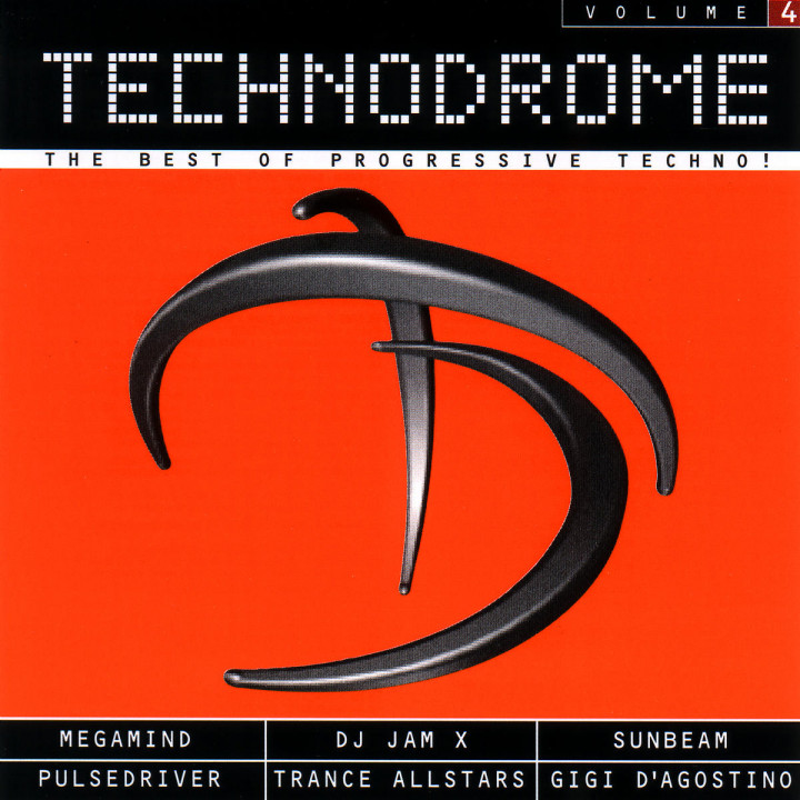 Technodrome (Vol. 4) 0731454131823