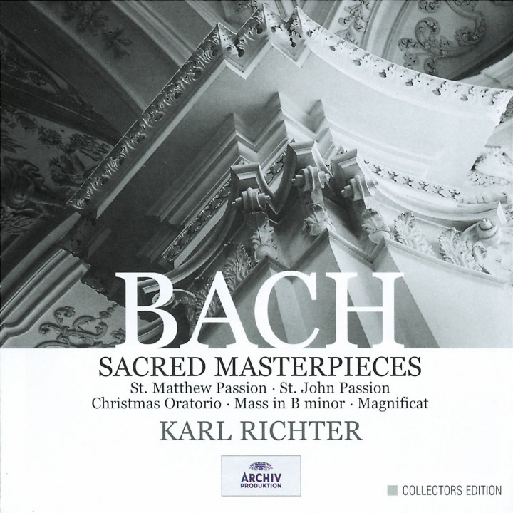 Bach, J.S.: Sacred Masterpieces 0028946370122