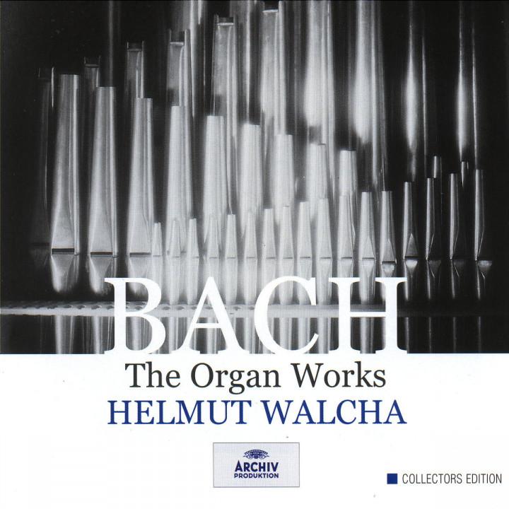 Bach, J.S.: Organ Works 0028946371226
