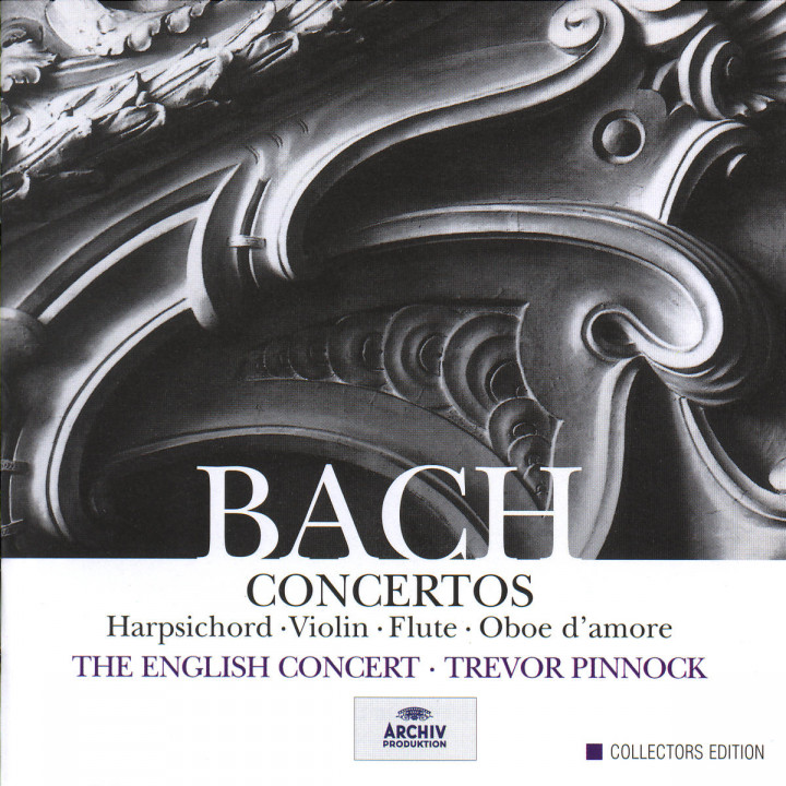 J.S. Bach: Concertos for solo instruments 0028946372526