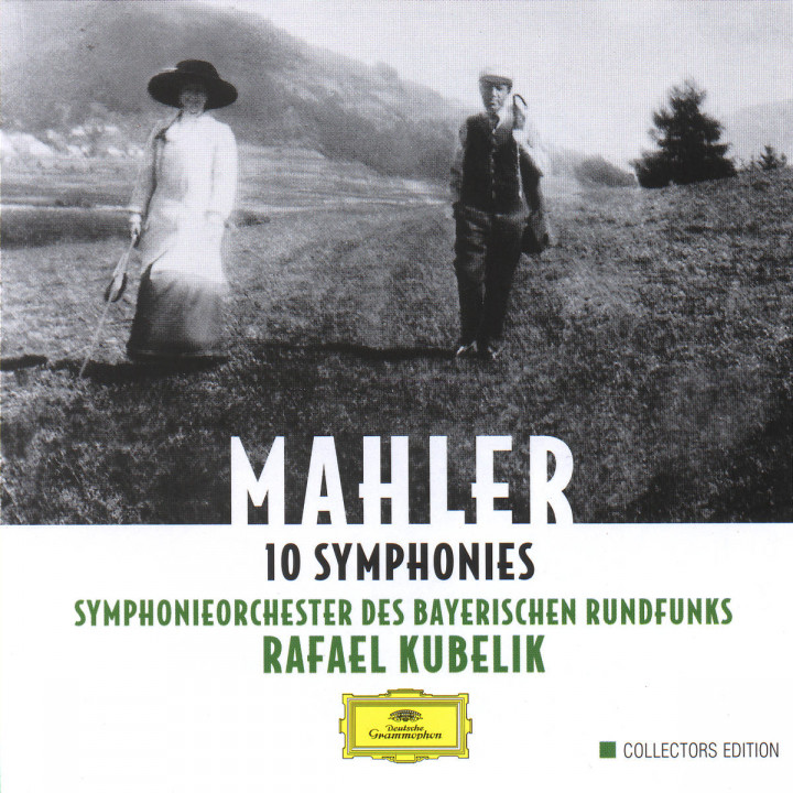 Mahler: 10 Symphonies 0028946373826