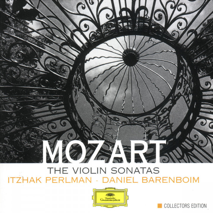 Mozart: The Violin Sonatas 0028946374920