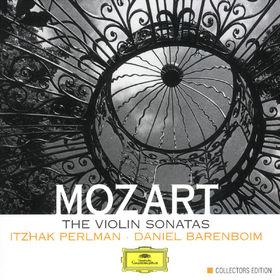 Collectors Edition, Mozart: The Violin Sonatas, 00028946374924