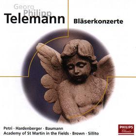 eloquence, G.P. Telemann - Blaserkonzerte, 00028946453926
