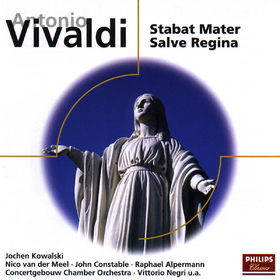 eloquence, A. Vivaldi - Salve Regina R618, 00028946454022