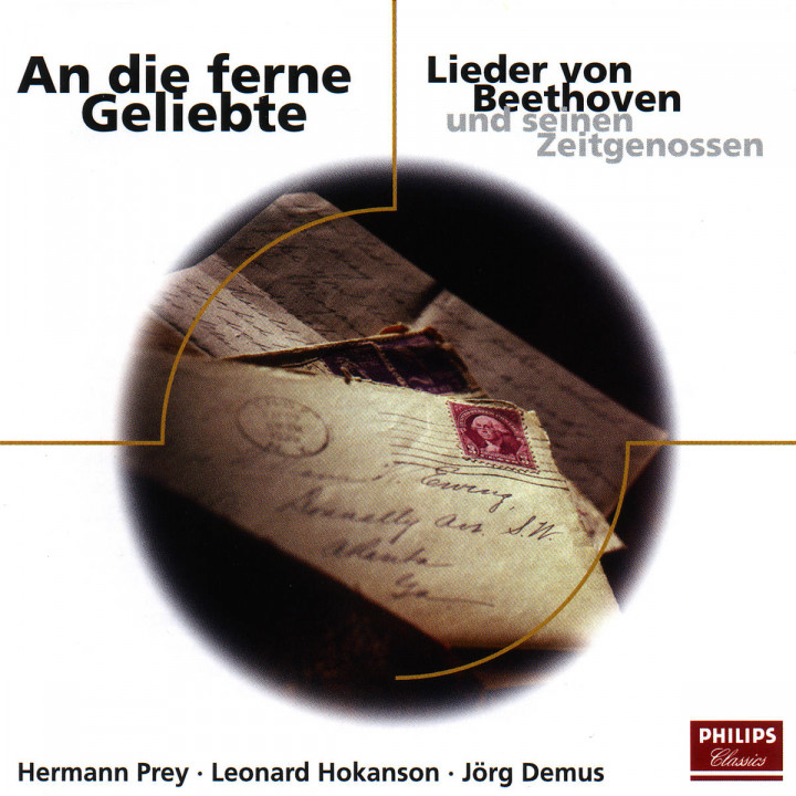 An Die Ferne Geliebte - Lieder Von Beethoven Und Seinen Zeitgenossen