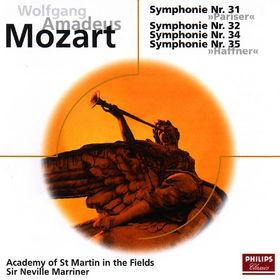 eloquence, Sinfonien Nr. 31 Pariser, Nr. 32, Nr. 34 und Nr. 35 Haffner, 00028946454220