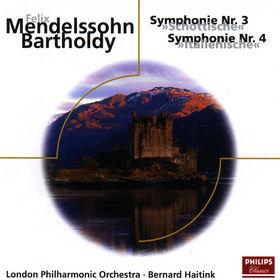 eloquence, Sinfonien Nr. 3 Schottische und Nr. 4 Italienische, 00028946707722