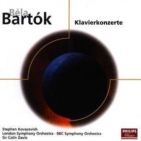 eloquence, B. Bartok - Piano Concerto No.1 Sz83 & No.2 Sz95 & No.3 Sz119, 00028946707821