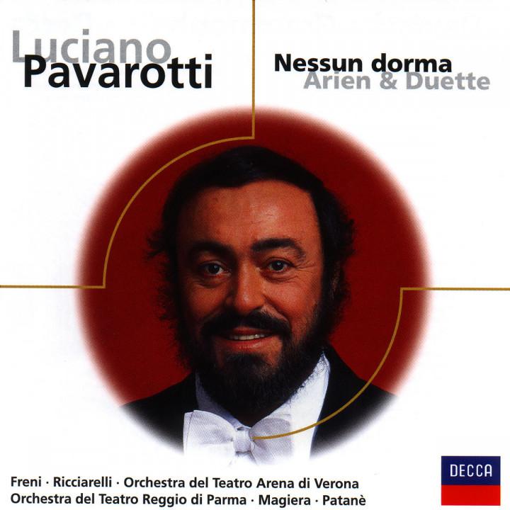 Luciano Pavarotti - Nessun Dorma 0028946708020