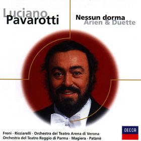 eloquence, Luciano Pavarotti - Nessun Dorma, 00028946708026